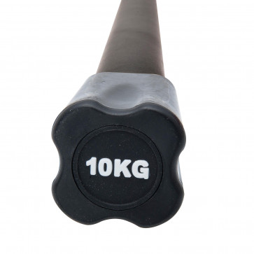 10KG Aerobic Weighted Bar