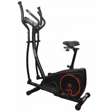 Setry 2 in 1 Elliptical Trainer & Exercise Bike