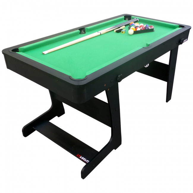 Viavito pt100x 5ft folding pool table for 10 ft pool table for sale