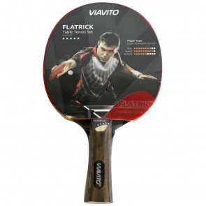 Viavito FlaTrick 5 Star Table Tennis Bat