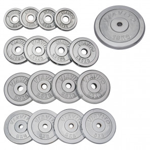 Viavito Chrome Standard Weight Plates