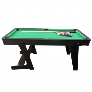 PT100X 5ft Folding Pool Table